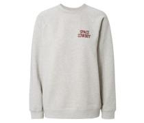 Sweatshirt 'Jefferson' Grau Mélange