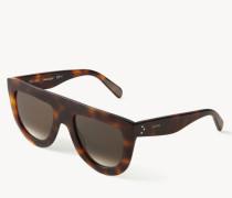 Sonnenbrille 'Andrea' Hornoptik