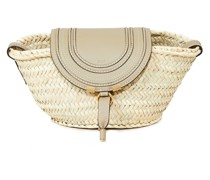 Basket Bag 'Marcie Corssbody' Pottery Green