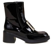 Boots 'Viv Rangers' mit Metallschnalle