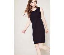 Cashmere-Kleid 'Ina' Navy