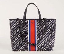 Shopper 'Gemini Link Small Tote' Navy Multi