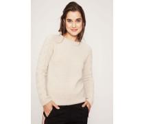 Cashmere-Pullover 'Sally' Natur