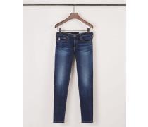 Super Skinny Jeans Blau