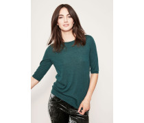 Cahmere-Shirt 'Lynn' Smaragd