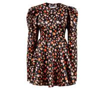 Kleid mit floralem Muster 'Pauline' /Multi