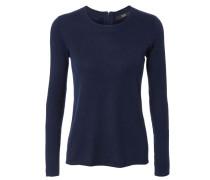 Leichter Pullover Blau