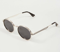 Sonnenbrille 'Unpredictable' Bright Gold/Smok