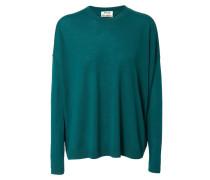 Lässiger Pullover 'Charel' Waldgrün