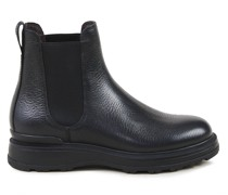 Leder-Chelsea Boots