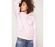 Baumwoll-Hoody 'Penelope' Pink