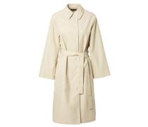 Mantel 'Trentz Coat' Light Beige