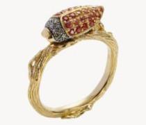 Ring 'Scarab' 18K Gelbgold