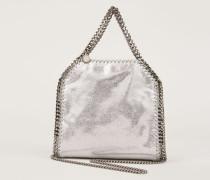 Mini-Schultertasche 'Falabella' Silver