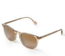 Sonnenbrille 'Finley' Rosé-Braun