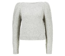 Alpaka-Merino Pullover 'Rosie'