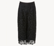 Culotte 'Holly Lace' Schwarz
