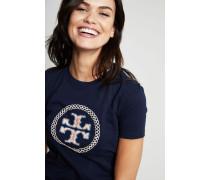 T-Shirt 'Maya' Marineblau