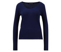 Cashmere-Pullover 'Kate' mit tiefem Ausschnitt