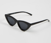 Sonnenbrille 'The Last Lolita' Black/Smoke