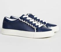 Sneaker 'Ruffle' Marineblau/Weiß