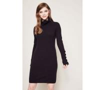 Cashmere-Kleid 'Rosalie' Navy