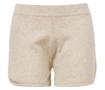Organic Baby Cashmere Shorts Oatmeal Organic