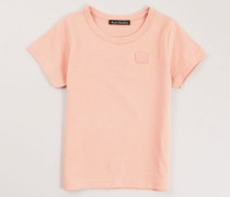 T-Shirt 'Mini Nash Face' Pale Pink