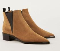 Spitze Boots 'Jensen Suede' Sand