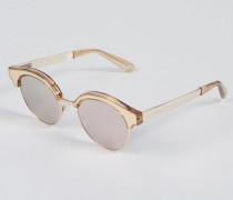 Sonnenbrille 'Cleopatra' Blush/Rosé