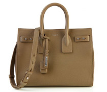 Weiche Tote Bag 'Sac de Jour Small' Taupe