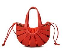 Handtasche 'The Shell' mit abnehmbaren Schulterriemen