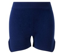 Baby-Cashmere-Shorts Deep Sea