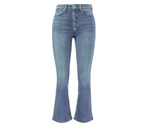 Jeans 'Nina High Rise Ankle Flare'