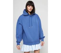 Kapuzen-Sweatshirt 'Yala' Blau