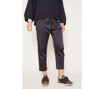 Legere Hose Navy