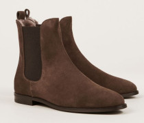 Chelsea Boot 'Tronch. Donna' Braun