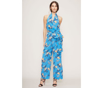 Jumpsuit 'Slvls Halter Neck' Multi