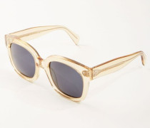 Sonnenbrille 'New Audrey' Champagne