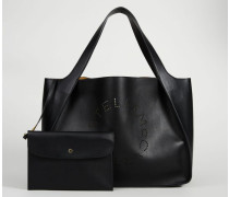 Shopper mit Stella-Logo 'Tote Bag' Schwarz