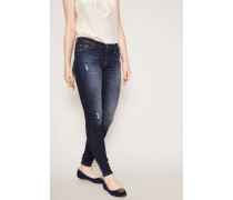 Slim Illusion Jeans 'The Skinny' Dark Indigo