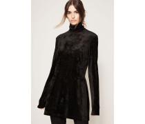 Kleid 'Abigail Long Sleeve Dress' Schwarz