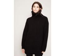 Oversized Pullover 'Disa' Schwarz