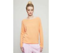Oversized Cashmere-Pullover 'Cullum' Papaya