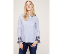 Gestreifte Bluse 'Paige Top' Ombre Striped