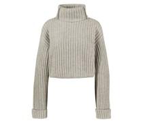 Cashmere-Rollkragen-Pullover