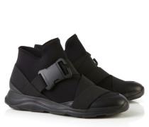 Sneaker 'High Top Sneaker' Black