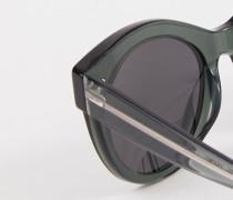 Sonnenbrille 'Georgica' Grau