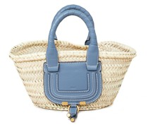 Basket Bag 'Marcie Small' Mirage Blue