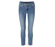 Jeans 'Moulant' Mittelblau